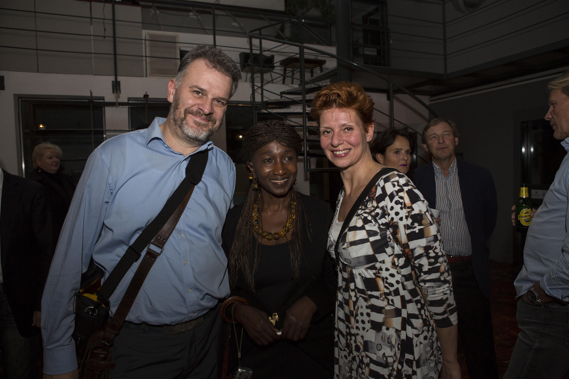 "Vernissage in der ""Fabrik"" 2015"